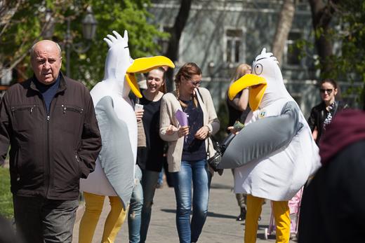 18 В Одессе отгремел туристический фестиваль