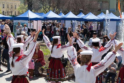 19 В Одессе отгремел туристический фестиваль