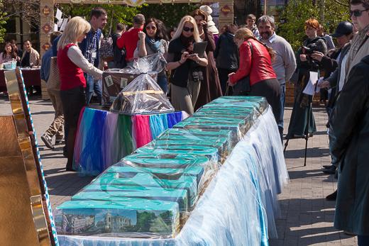 28 В Одессе отгремел туристический фестиваль