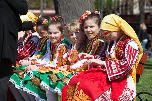 35 В Одессе отгремел туристический фестиваль