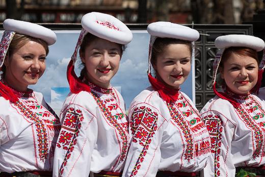 5 В Одессе отгремел туристический фестиваль