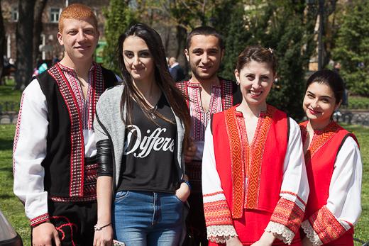 9 В Одессе отгремел туристический фестиваль