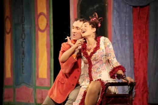 3 В Одессе можно сходить в театр: всего за пять гривен