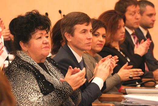 IMG_6235 Труханов вручил ключи от квартир защитникам страны