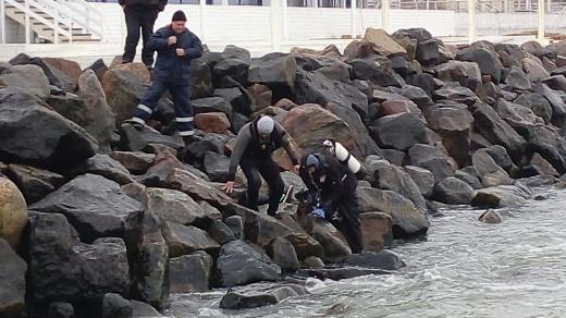 image-6b22d9da6a3300340681c22fe8f09d9098c398161795a57323e0a1658566cb30-V Прыгнувшего вчера в море одессита нашли погибшим