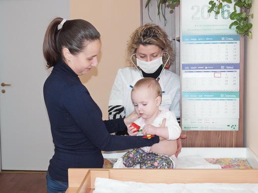 poliio06 Отремонтированные одесские поликлиники показали заграничным киношникам