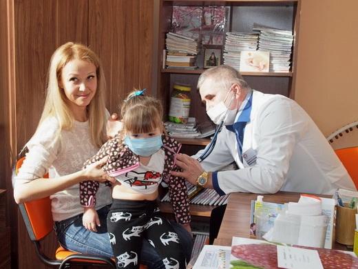 poliio12 Отремонтированные одесские поликлиники показали заграничным киношникам