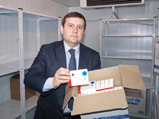 bcg05 Вакцины БЦЖ в Одессе хватит до середины следующего года