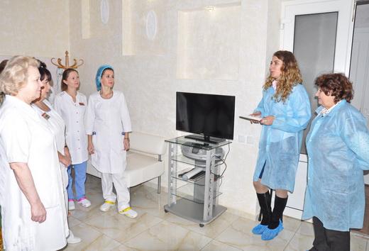 rod01 Одесский роддом №4 получил статус «Чистая больница, безопасная для пациента»