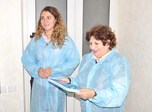 rod02 Одесский роддом №4 получил статус «Чистая больница, безопасная для пациента»