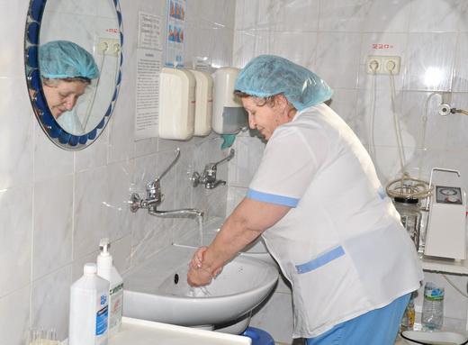 rod11 Одесский роддом №4 получил статус «Чистая больница, безопасная для пациента»