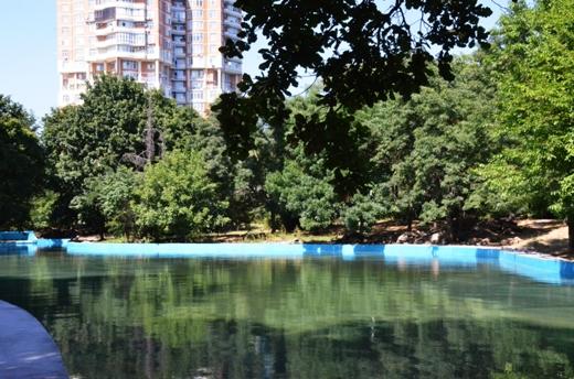 В одесском дендропарке восстановили второй по счету пруд (ФОТО), фото-7