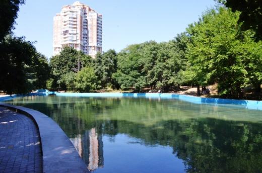 В одесском дендропарке восстановили второй по счету пруд (ФОТО), фото-4
