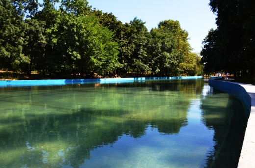 В одесском дендропарке восстановили второй по счету пруд (ФОТО), фото-5