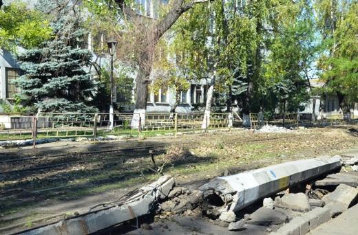 10 В Одессе продолжают ликвидировать последствия стихии