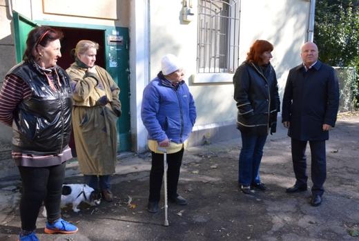 19 В Одессе продолжают ликвидировать последствия стихии