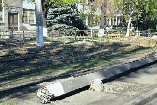 9 В Одессе продолжают ликвидировать последствия стихии