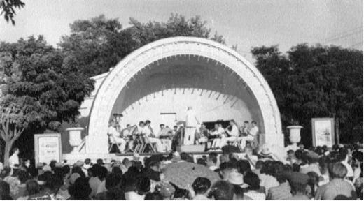 1 В одесском парке завтра откроют восстановленную концертную площадку