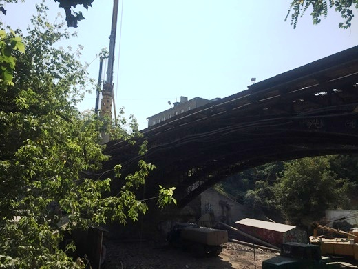 IMG_6943 Мост Коцебу обещают воссоздать в первозванном виде