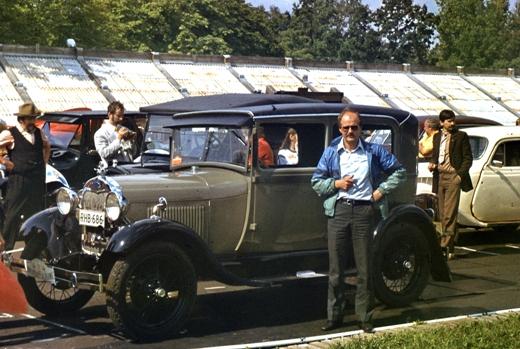 4 Одесса приглашает на выставку ретроавтомобилей
