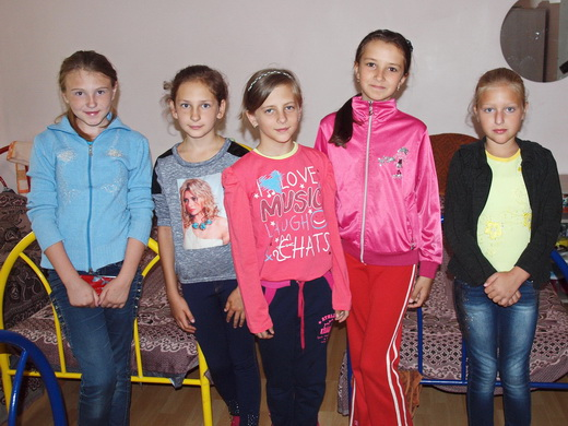deti01 В Одессе детский санаторий «Ласточка» принял на отдых и лечение детей из зоны АТО