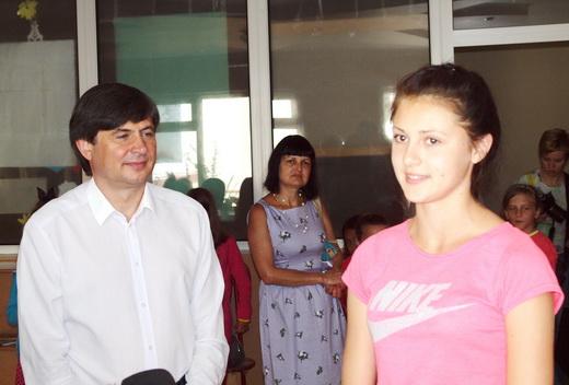 deti02 В Одессе детский санаторий «Ласточка» принял на отдых и лечение детей из зоны АТО