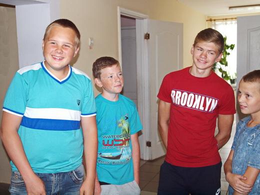 deti05 В Одессе детский санаторий «Ласточка» принял на отдых и лечение детей из зоны АТО