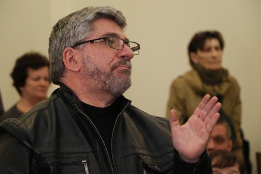 Мэр Одессы встретился с одесситами с особыми потребностями