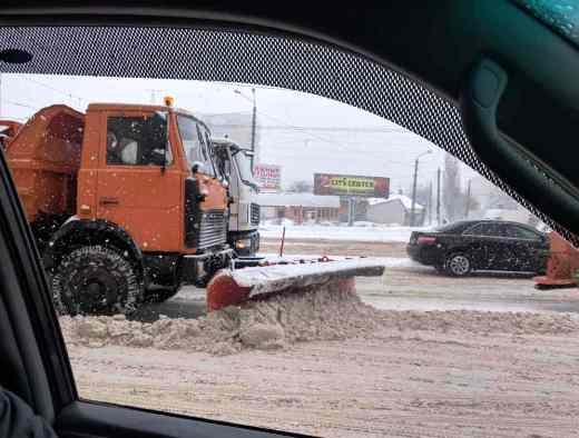 Въезды в Одессу закрыты, а на улицах работает тяжелая техника (ФОТО), фото-2