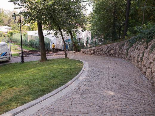 В Стамбульском парке Одессы появится площадка для выгула собак