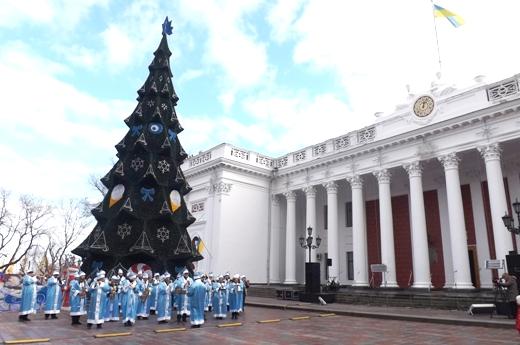 В Одессе в честь Соборности Украины пел хором Московский патриархат (ФОТО), фото-1