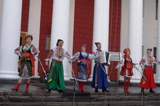 В Одессе в честь Соборности Украины пел хором Московский патриархат (ФОТО), фото-3