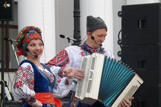 В Одессе в честь Соборности Украины пел хором Московский патриархат (ФОТО), фото-4
