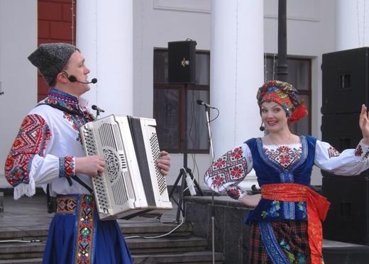 В Одессе в честь Соборности Украины пел хором Московский патриархат (ФОТО), фото-9