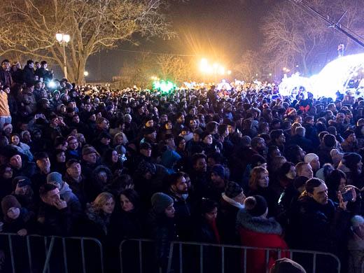 Как Одесса встретила Новый год: большой фоторепортаж фото 53