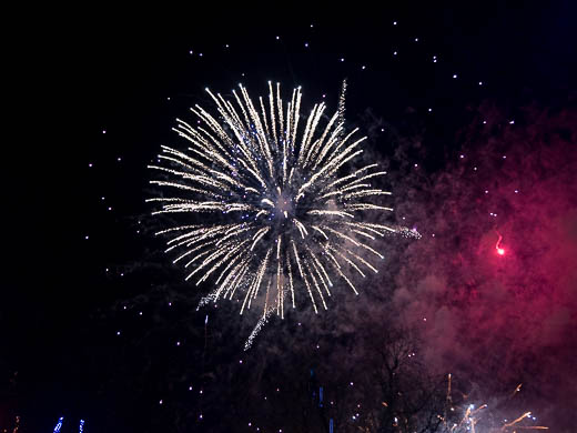 Как Одесса встретила Новый год: большой фоторепортаж фото 95