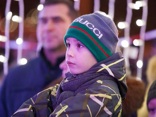 Как Одесса встретила Новый год: большой фоторепортаж фото 58