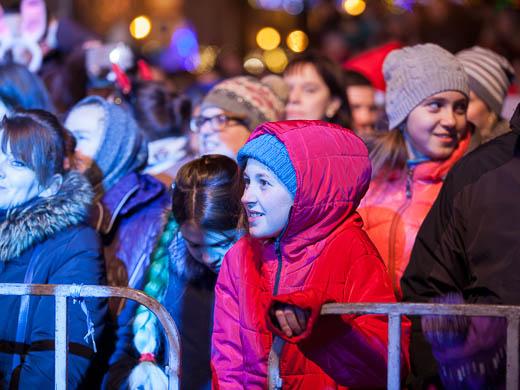 Как Одесса встретила Новый год: большой фоторепортаж фото 20