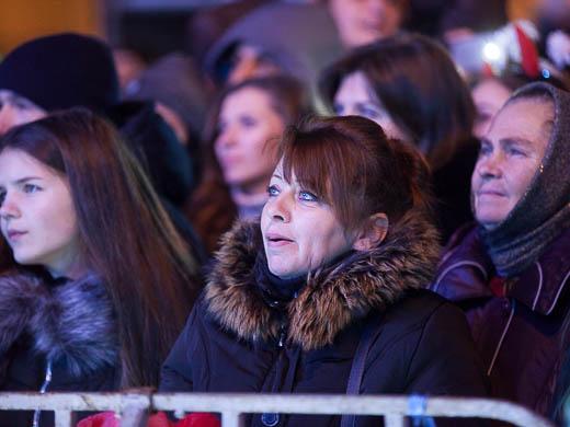 Как Одесса встретила Новый год: большой фоторепортаж фото 57