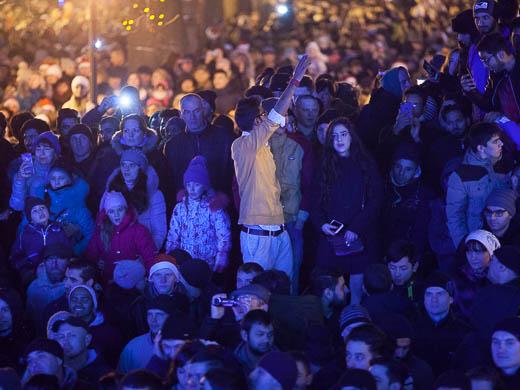 Как Одесса встретила Новый год: большой фоторепортаж фото 25