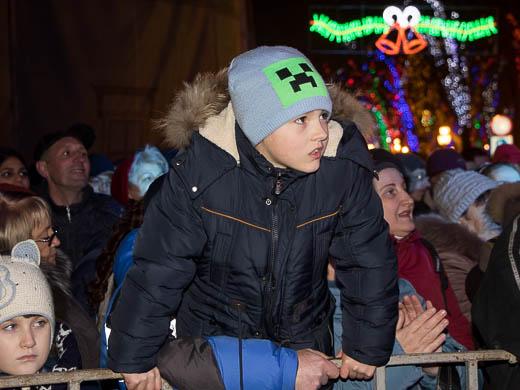 Как Одесса встретила Новый год: большой фоторепортаж фото 35