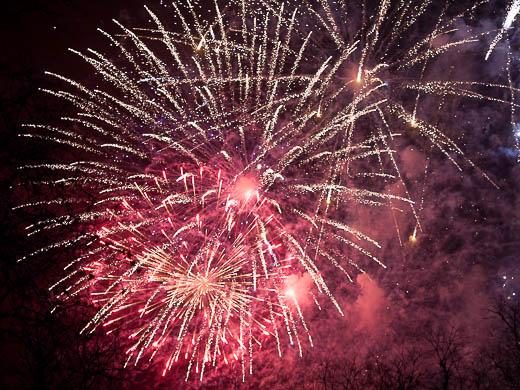 Как Одесса встретила Новый год: большой фоторепортаж фото 96