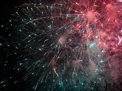 Как Одесса встретила Новый год: большой фоторепортаж фото 90