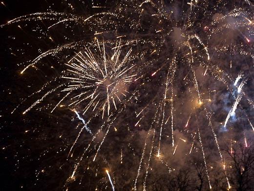 Как Одесса встретила Новый год: большой фоторепортаж фото 89