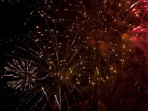 Как Одесса встретила Новый год: большой фоторепортаж фото 87