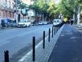 В Одессе ведётся капитальный ремонт тротуаров. Фото