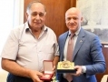 The Mayor of Odessa has been on a working visit to Israel