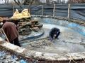 Первый вице-мэр Одессы проверил выполнение работ по реконструкции фонтанов