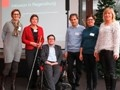 Odessa was presented at the conference on the issues of people with disabilities in Regensburg