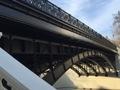 В Одессе завершен капремонт моста Коцебу. Фоторепортаж